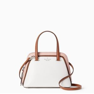 Kate Spade Small Dome Colorblock Satchel Crossbody